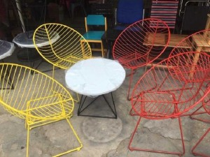 Ghế cafe, bàn ghế cafe giá rẻ, nội thất