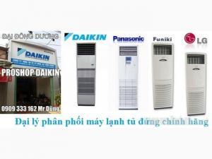 Nhà Phân Phối Máy Lạnh Tủ Đứng - Giấu Trần Chính Hãng Daikin - Hàng Nhập Khẩu Mới 100%