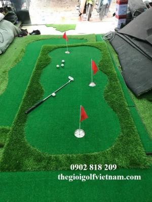 Cho thuê thảm golf cao cấp làm sự kiện chỉ từ 350k