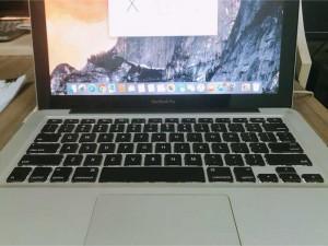 Macbook pro 13inch mid 2012 zin