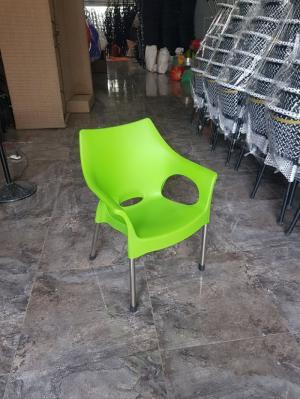 Ghế nhựa cafe kim ngọc HTT