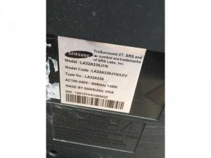 Tivi Samsung32inch