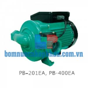 Máy bơm tăng áp điện tử Wilo-Hàn Quốc PB-201EA