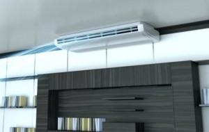 Máy Lạnh Áp Trần Daikin Gas R410A