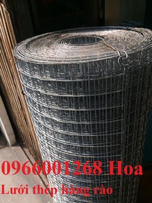 Lưới thép hàn xây dựng D4 (100x100),D4(150x150),D4(200x200) lưới đổ nền bê tông