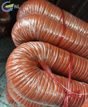 ống silicone chịu nhiệt D200