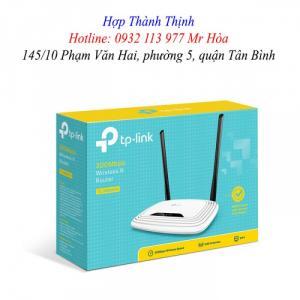 2019-04-18 08:24:20 Thiết bị phát Wifi TP-Link WR841N - Hàng chính hãng 285,000