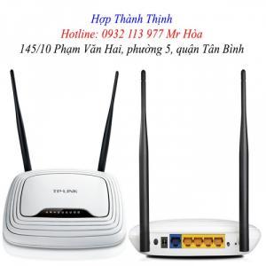 2019-04-18 08:24:20  2  Thiết bị phát Wifi TP-Link WR841N - Hàng chính hãng 285,000