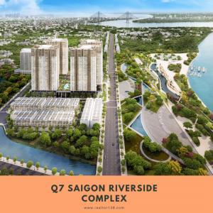 Căn hộ Q7 Saigon Riverside Block...