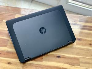 Laptop HP ZBook 15 G1, Core i7 4800QM 8G 1000G Vga K1100 Full HD Đèn phím Đẹp giá rẻ