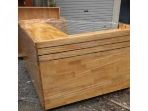 Quầy bar gỗ giá rẻ dành cho quán cafe