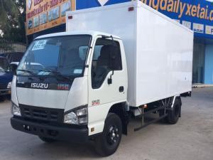 Xe tải thùng kín composite ISUZU tải 1.9 tấn...
