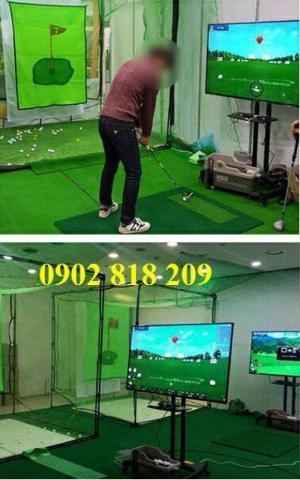 Bộ sản phẩm golf 3D