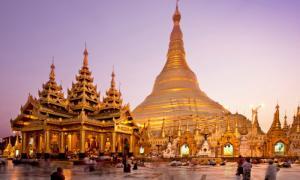 Du Lịch Myanmar hành hương đất phật (5Ngày/4Đêm)