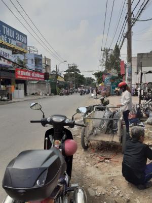 Cần bán MTKD sầm uất Bình Long P,Phú Thọ Hòa...
