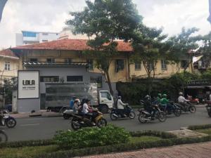 Bán nhà Mặt tiền đường Võ Thị Sáu phường 7,...