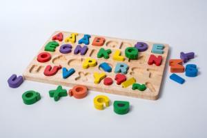 Bảng chữ cái Tiếng Việt nhận dạng rời | Đồ chơi giáo dục cho bé