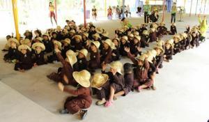 Chương trình dã ngoại kết hợp kỹ năng sống dành cho các bé