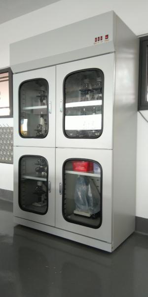 Tủ chứa kính hiển vi chống mốc