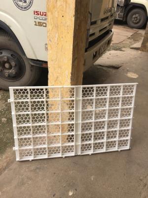 Tấm nhựa lót sàn chuồng vịt (gà) cao cấp Phú Hòa An