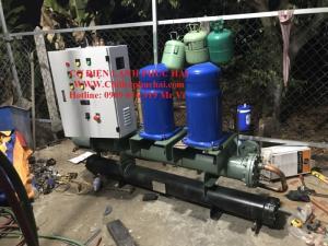 Chuyên cung cấp lắp đặt chiller giải nhiệt nước