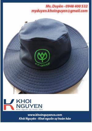 Công ty tnhh Khôi nguyên chuyên sản xuất nón kết, nón tai bèo, đồng phục
