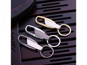 Móc khóa xe hơi cao cấp Jobon Business car keychain