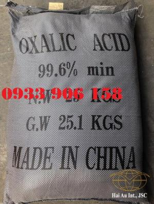 Bán hóa chất Axit oxalic-tìm mua oxalic acid giá rẻ