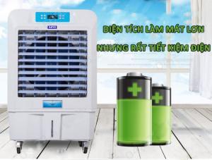 Quạt điều hòa không khí làm mát không gian lớn Akyo Ak12000