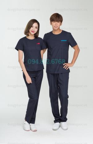 Xưởng may đồng phục điều dưỡng theo yêu cầu, uy tín, giá rẻ tại Hà Nội