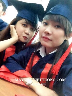 cơ sở may áo tốt nghiệp sinh viên giá rẻ