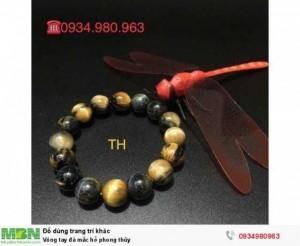 Vòng tay đá mắc hổ phong thủy
