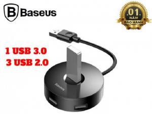 Hub Chia USB Đa Năng Baseus C30A-03 Ra 4 Cổng...