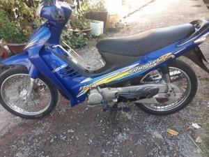 Suzuki shogun 125cc zin