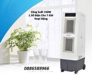 Quạt điều hòa 2 tầng Akyo Ak3000 nhập khẩu Thái Lan công suất 150w