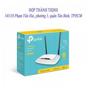 2019-04-24 11:13:55 Thiết bị phát wifi TP-Link WR841N - Hàng chính hãng 285,000
