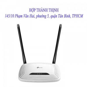 2019-04-24 11:13:55  3 Thiết bị phát wifi TP-Link WR841N - Hàng chính hãng Thiết bị phát wifi TP-Link WR841N - Hàng chính hãng 285,000