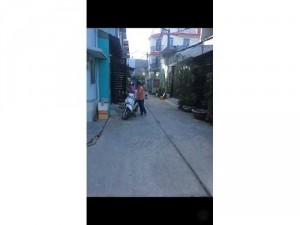 Bán nhà hẻm 2177 Huỳnh Tấn Phát, Nhà Bè