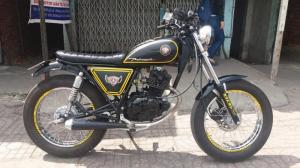 Moto gn125 up tracker