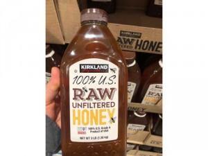 Mật ong nguyên chất Mỹ Kirkland 100% U.S. Raw Unfiltered Honey 1.36kg