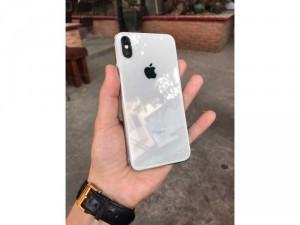 Cần bán iphone x trắng 64g quốc tế 98%