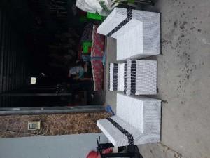 Sofa mây thanh lý giá rẻ
