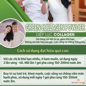 Diệp Lục Collagren Power