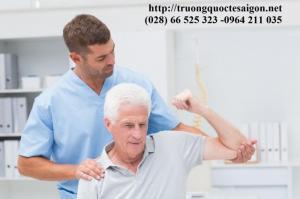 Tuyển sinh ngành Trung cấp Vật lí trị liệu và Phục hồi chức năng tháng 3 năm 2019