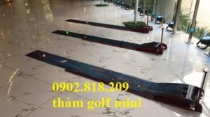 Cho thuê thảm golf, trò chơi golf tổ chức sự kiện chỉ 350k