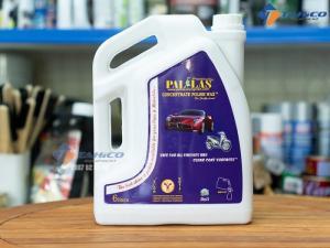 Was dưỡng bóng sơn xe Pallas
