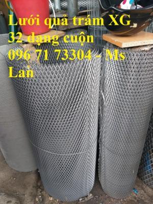 Lưới thép dập giãn XG32 dây 1.5 li mắt 12*30.5mm chất lượng cao