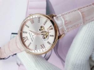 Đồng hồ nữ REEF TIGER RGA1580 pink auto