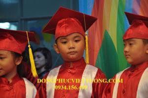Xưởng may lễ phục tốt nghiệp mầm non