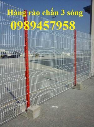 Thiết kế và lắp đặt Hàng rào sơn tĩnh điện phi 5 50x200, 50x150, 50x200
